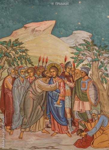 Valokuva Kiss of Judas
