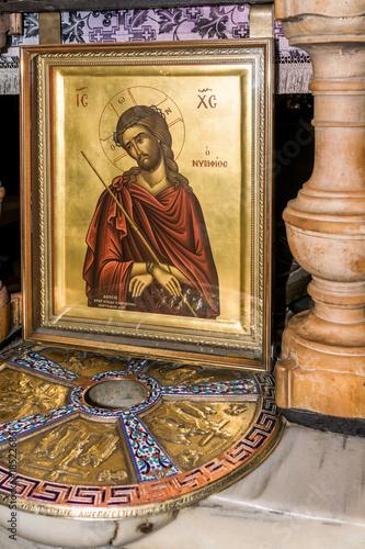 Obraz na płótnie Place of Christ's death