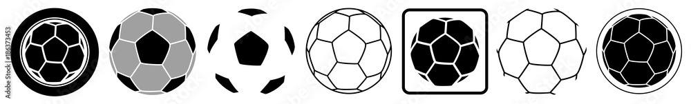 Ball   Godło   Logo   wariacje <span>plik: #186373453   autor: endstern</span>