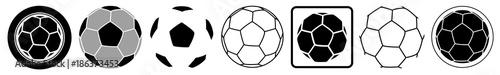 Fotografija Ball | Emblem | Logo | Variationen
