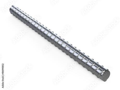 Fotografia Reinforcements steel bars. Building armature.
