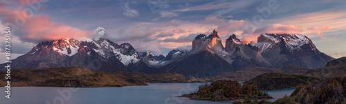 Fotografie, Obraz The Torres del Paine National Park