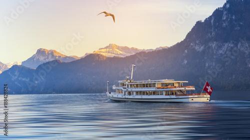 Fotografie, Obraz Lucerne, Switzerland
