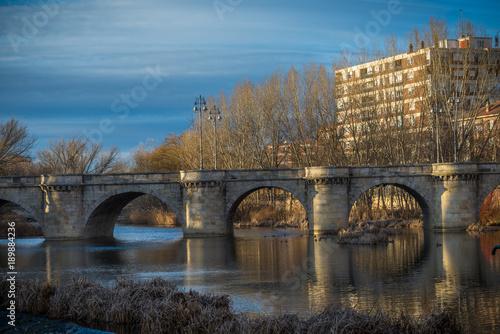 Palencia, ciudad histórica y cultural,en el centro de España