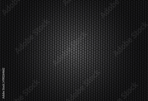 Carbone texture - graphite background Fototapete