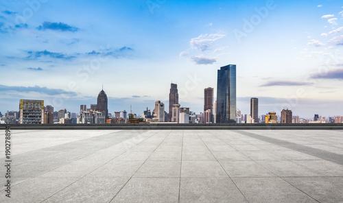 Obraz na plátně Big city