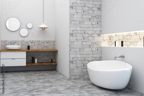 Photographie Salle de bain propre