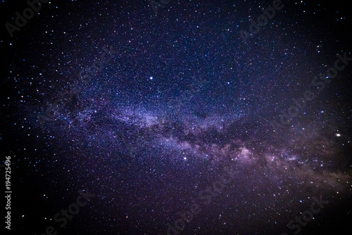 Stampa su Tela Starry Night