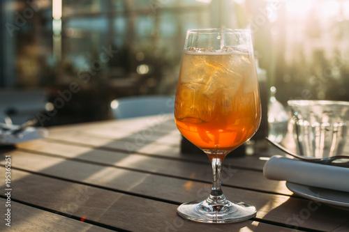 Tablou Canvas Cider cocktail