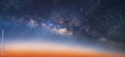 Εκτύπωση καμβά Milky way