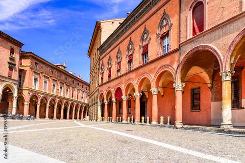 Obraz na plátně Bologna, Emilia-Romagna, Italy