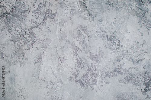 Canvas Print texture gray putty, concrete, grange