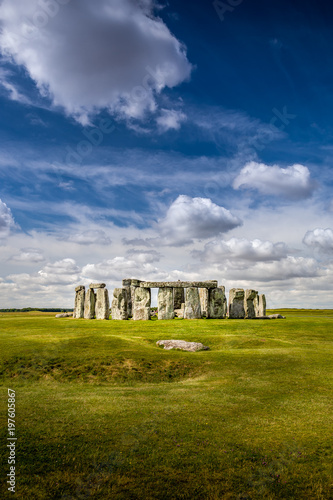 Fototapeta Stonehenge in Wiltshire