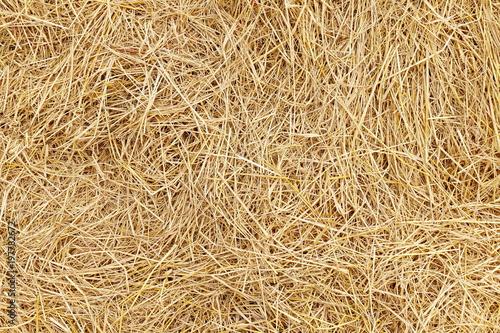Valokuva straw, dry straw, hay straw yellow background texture