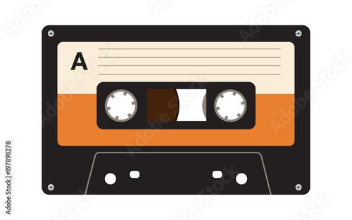 Fotografie, Obraz Audio Cassette