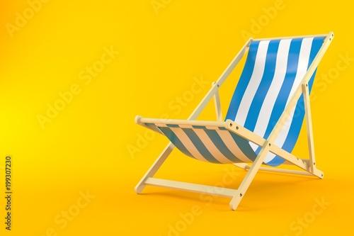 Canvastavla Deck chair