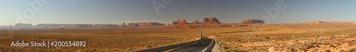 Obraz na płótnie Panorama Monument Valley