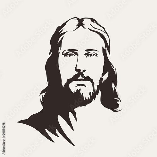 Slika na platnu Face of the Lord Jesus Christ