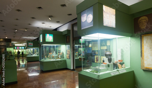 Stampa su Tela Exposition in Budapest History Museum