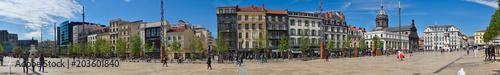 Valokuva prise de vue panoramique, place de Jaude à Clermont-Ferrand