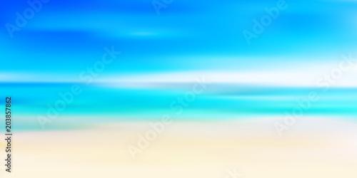 Morze i lato krajobraz tło