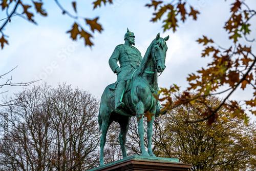 Fotografia Bismarck monument Kiel