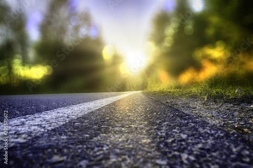 Fotografia, Obraz A new beginning into a sunny future