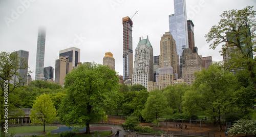 Foto New York, central park
