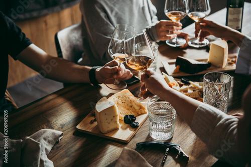 Wine bar Fototapeta