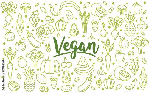 Fotografia vegan