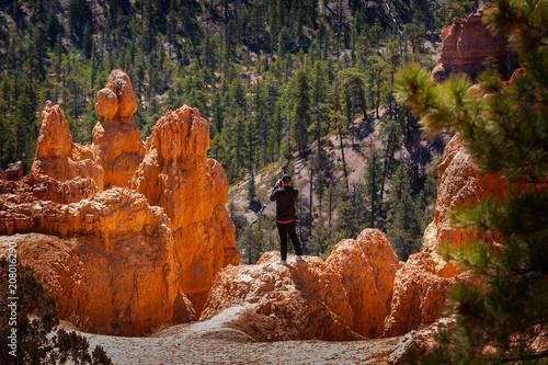 Valokuvatapetti Bryce Canyon National Park, Utah, USA