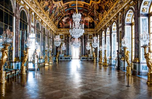 Billede på lærred Hall of Mirrors