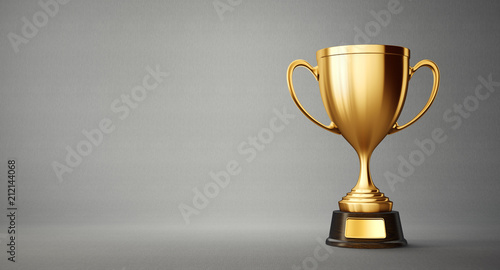 Fotografie, Obraz winner cup