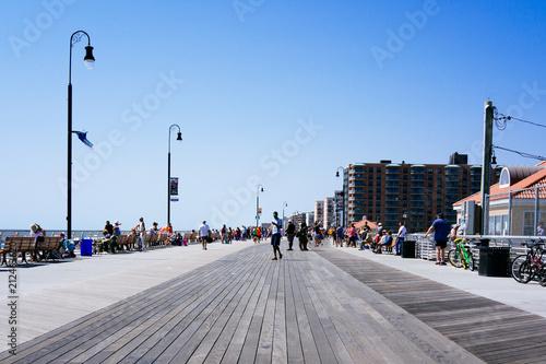 Boardwalk Fototapeta