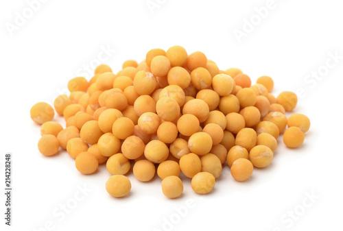 Carta da parati Pile of dried peas