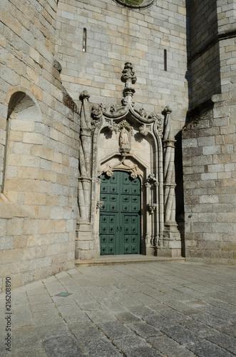 Catedral de Garda, Portugal Fototapete