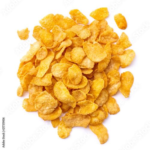 Crispy cornflakes