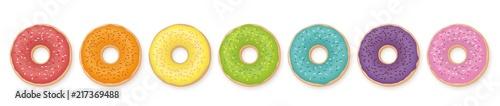 Fotografiet Donuts