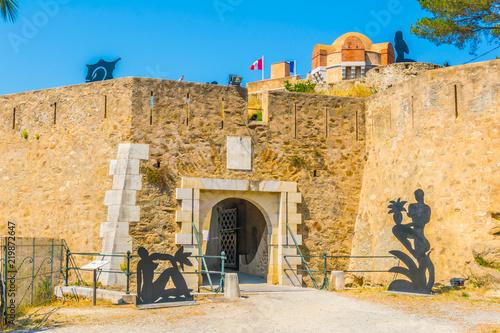 Fotografia Citadel of Saint Tropez, France