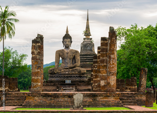 Wallpaper Mural Sukhothai Historical Park, Sukhothai Thailand