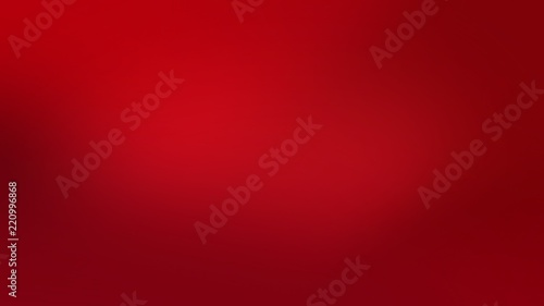 Fotografie, Tablou Abstract background red blur gradient with bright clean ,Christmas background