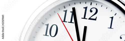 Clock / Time Management Concept