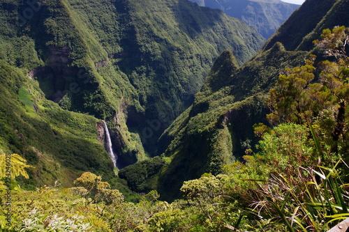 Troue de fer (île de la Réunion)