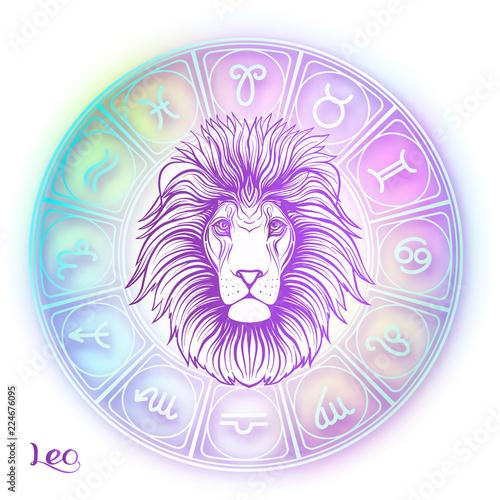 Fotografie, Obraz Zodiac sign