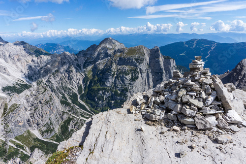 Foto Idyllic view of Adamello Brenta National Park, South Tyrol / Italy