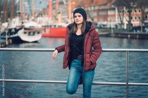 Fotografia, Obraz Emden Girl
