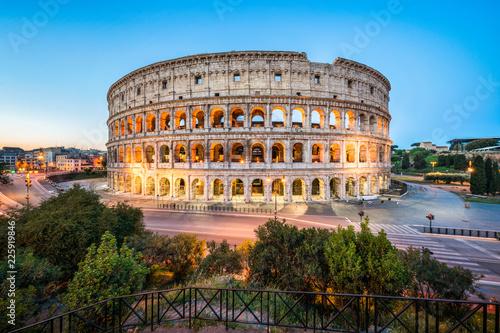 Photo Kolosseum in Rom, Italien