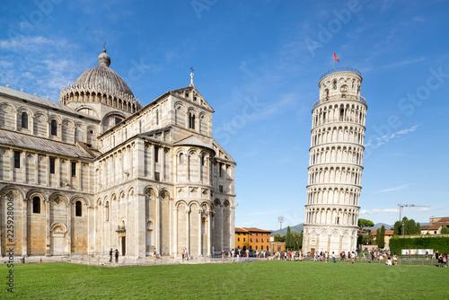 Fotografia Schiefer Turm von Pisa, Italien