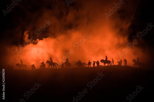 Foto American Civil War Concept