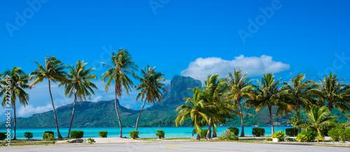 Stampa su Tela Bora Bora
